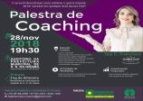 PALESTRA DE COACHING COM TAIS C. FRANCISCO