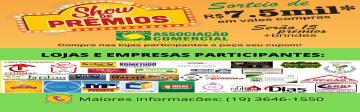 SHOW DE PRÊMIOS ACIGRA 2020
